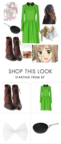 """""""Aph-Hungary"""" by sakurablood ❤ liked on Polyvore featuring Ultra'Chic and Starfrit"""