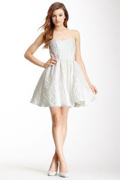 Sweetheart Bustier Dress on HauteLook