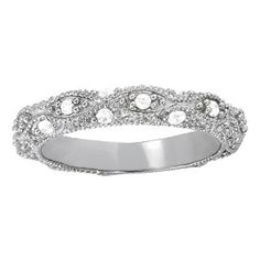 NEW! 5/8 ct tw complete band