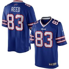 Andre Reed Buffalo Bills Nike Retired Player Limited Jersey - Royal - $149.99