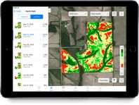 Data-driven agricultural decisions and insights to maximize every acre