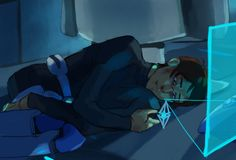 What a Healing Pod Can't Repair - Chapter 5 - Remember_Me - Voltron: Legendary Defender [Archive of Our Own]