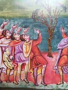 Carolingian, Dark Ages, Barbarian, African Art, Monaco, Empire, History, Painting, Figurative