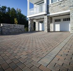 Belgard Aqua Roc - View Pictures, Sizes, Colors and Get Installation Price Per Sq. For Your Belgard Pavers Project. Belgard Pavers, Paving Stones, Timeless Fashion, Acting, Brick, Aqua, Patio, Outdoor Decor, Home