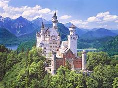 Neuschwanstein – The fairytale castle Germany