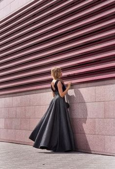 Ideas to wear black dresses of the brand Isabel Garsiait
