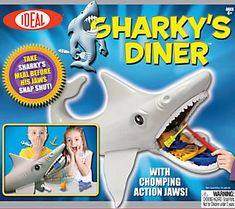 Ideal Sharky's Diner Game All Toys, Toys R Us, Action Games For Kids, Slinky Toy, Shark Games, Great Hobbies, Hobbies Creative, Snitch, Kids Store