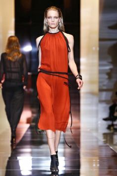Gucci Ready To Wear Spring Summer 2014 Milan - NOWFASHION