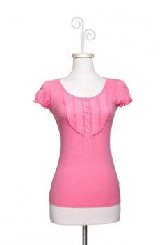 Type 1 Fresh Start Top in Pink