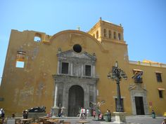Old Spanish Mission in South America #southamerica #Spanish #culture #architecture
