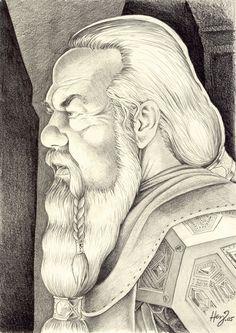 Nori the Dwarf ~ Henning Janssen.