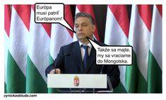 Cynická obluda: Maďari sa lúčia