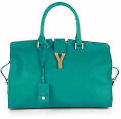 Saint Laurent Cabas Classique Y Line Top-Handle Bag on shopstyle.com