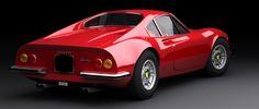 Cuore Rosso: Ferrari Dino.