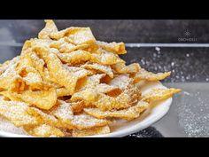 ⭐Jak zrobić faworki błyskawiczne ⭐⭐ - YouTube Polish Recipes, Polish Food, Apple Pie, Pizza, Sweet, Youtube, Bakken, Candy, Polish Food Recipes