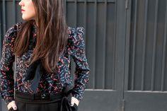 look Claudie Pierlot L'atelier d'al blog mode Paris