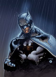 Bruce Wayne, otherwise popularily known as Batman, is a fictional superhero character created by DC Comics.