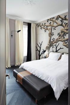 PARIS SOLFRINO, Paris, 2014 - Sarah Lavoine #bedroom