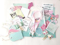 Grab Bag Planner Kit Journaling Penpal by Dalysinspirations