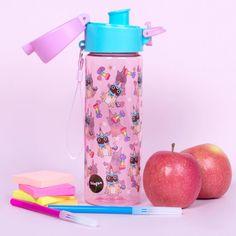 Pugicorn 🐶🦄😂👌🏼 happy Tuesday folks 🕺🏻🙋🏼♀️🌈 Happy Tuesday, Water Bottle, Rainbow, Drinks, Pug, Unicorn, Life, Rain Bow, Drinking