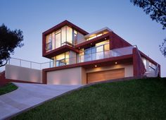 Modern Beach House in Malibu Features Sustainable Design | Modern House Designs