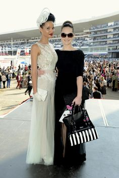 Winner of the Vodacom Durban July Fashion Challenge. Style Challenge, Fashion Challenge, Races Fashion, Bridesmaid Dresses, Wedding Dresses, Trendy Fashion, Gowns, Couture, Black And White