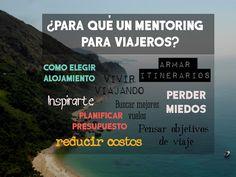 LETRAS DE VIAJE: MENTORING PARA VIAJEROS #0 Hora de compartir lo aprendido Te ayudo a organizar tu viaje #mentoring #viajes #planificacion