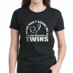 Fearless twins mom T-Shirt