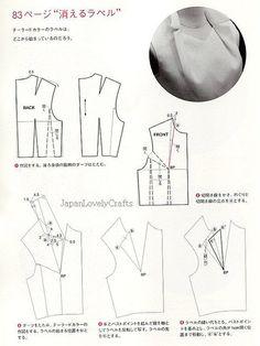 PATROON MAGIC Vol.2 van TOMOKO NAKAMICHI JAPANSE SEWING BOEK VOOR DRAPE 21 | door JapanLovelyCrafts