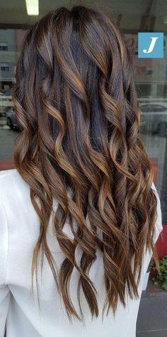 Mocha Shades _ Degradé Joelle #cdj #degradejoelle #tagliopuntearia #degradé #igers #musthave #hair #hairstyle #haircolour #longhair #ootd #hairfashion #madeinitaly #wellastudionyc