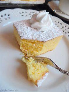 Klasyczny Sernik Wiedeński Siostry Anastazji - Przepis - Słodka Strona Polish Recipes, Polish Food, Cheesecakes, Vanilla Cake, Eat Cake, Main Dishes, Recipies, Gluten, Pudding