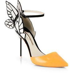 Diseño mariposa de Sophia Webster