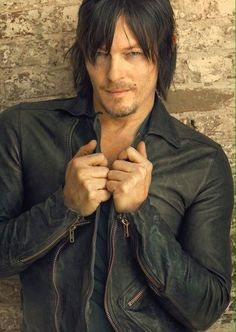 Norman Reedus imperfectly perfect