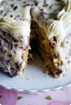 italian cream cake   bake at 350 blog  This sounds wickedly decadent!