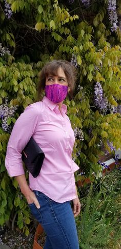 Face Mask Handmade from Cotton and 200 Egyptian Thread Count Cotton. Best Face Mask, Face Masks, Golf Fashion, Play Golf, Timeless Elegance, Spring Collection, Pretty In Pink, Egyptian, Fashion Forward