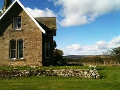 What a view! We were delighted to win the job of replacing the old windows of this large farmhouse nestling on the border between Northumberland and Scotland and so were our joiners. We installed double glazed timber sash windows over a 2-week period in May and the weather was excellent. Read more here http://www.blackthorntimber.com/timber-windows-doors/filter/May/2012#blog