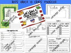 Stellar Students: November Calendar Set Freebie and an Election Activity pack Freebie