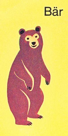 beastofburton: Oh Hai! via Mister Asta Illustrations Vintage, Bear Illustration, Guache, Festa Party, Bear Art, Mundo Animal, Mellow Yellow, Painting & Drawing, Design Art