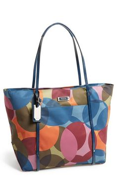 Tumi 'Voyageur Q-Tote®' Nylon Tote available at #Nordstrom