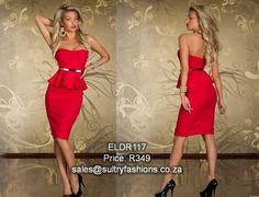 ELDR117 - PRICE: R349  AVAILABLE SIZES: S/M (Size 8-10 / 32-34) To order, email: sales@sultryfashions.co.za Dresses For Sale, Dress Up, Two Piece Skirt Set, Skirts, Fashion, Moda, Costume, La Mode, Skirt