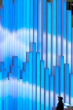 Crystal Aqua Trees by Torafu Architects | Inspiration Grid | Design Inspiration