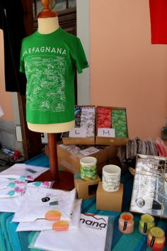 Traditional Market at Castiglione Garfagnana