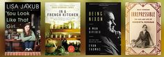 New Biographies & Memoirs | Week of June, 16 2015