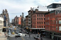 Meatpacking District, NYC
