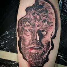 1000 images about the wolf man tattoos on pinterest for Pittsburgh tattoo convention