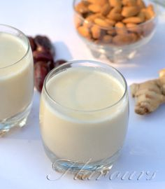 Everyday Sleep Tonic  ½ cup of almond milk or hemp milk ¼ cup water ½ tsp cinnamon ¼ tsp cardamom pinch of ginger powder ¼ tsp coconut oil Maple Syrup to taste  Directions: Pour the almond milk and water into a small pot and turn heat on to med-low Add spices and stir continuously until hot (do not boil) Turn heat off and add the coconut oil Pour into your favorite tea mug, add sweetener and enjoy!  Drink in a calm and quite place.