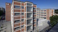 Výsledek obrázku pro zlín architektura Multi Story Building