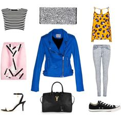 What To Wear Wednesday: Cobalt Blue is the New Black