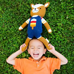 Scout the deer helps feed children in need. 1 doll = 10 meals.
