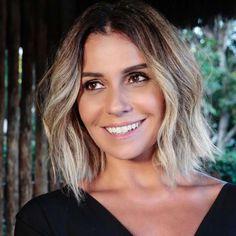 Giovanna Antonelli muda de visual para nova fase da novela das 9
